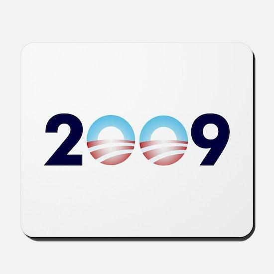 2009 Barack Obama Logo Mousepad