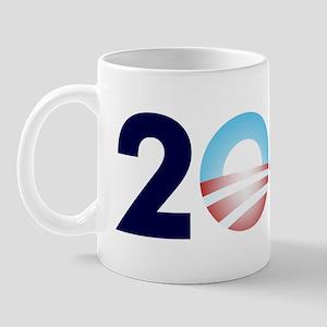 2009 Barack Obama Logo Mug