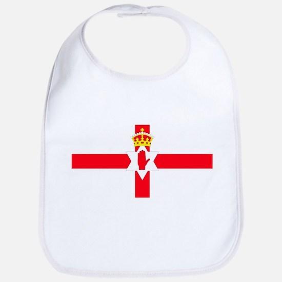 NORTHERN IRELAND FLAG SHIRT Bib