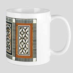 Egyptian Tile Inlay Mug