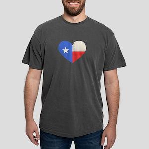 Texas Flag Heart T-Shirt