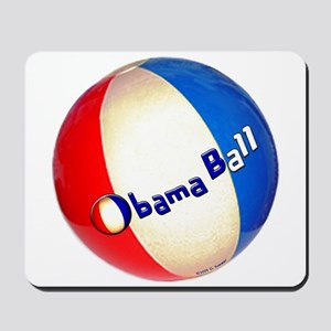 Obama Inaugural Ball Mousepad