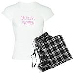 Believe Women Pajamas