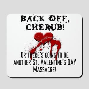 Massacre Mousepad