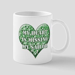 My Heart is missing my sailor Mug