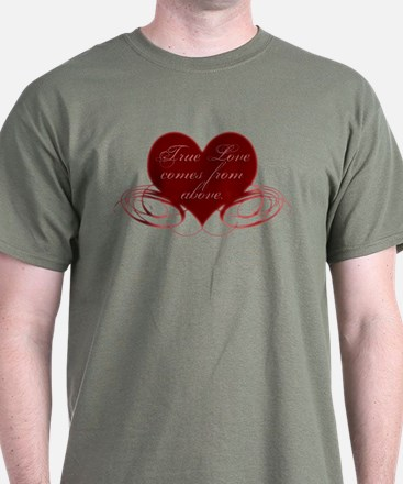 Christian Valentine's Day T-Shirt