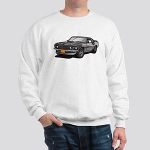 1969 Ford Mustang Mach 1 Sweatshirt