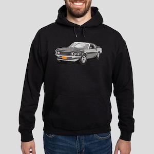 Artsy Version - 1969 Ford Mus Hoodie (dark)