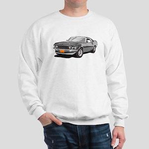 Artsy Version - 1969 Ford Mus Sweatshirt