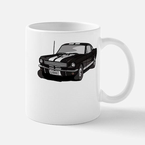 1966 Ford Mustang Mug
