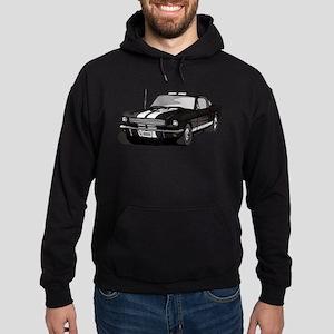 1966 Ford Mustang Hoodie (dark)
