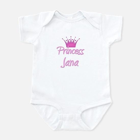 Princess Jana Infant Bodysuit