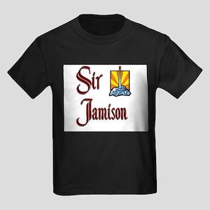 Sir Jamison Kids Dark T-Shirt