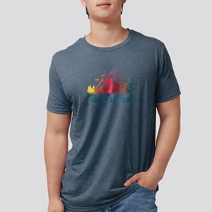 Retro Arkansas Design for Men Women and Ki T-Shirt