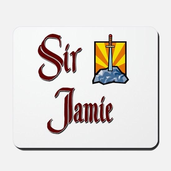 Sir Jamie Mousepad
