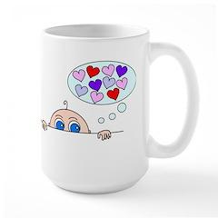 BABY LOVE Large Mug