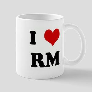 I Love RM Mug
