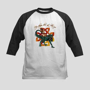 My Dragon Kids Baseball Jersey