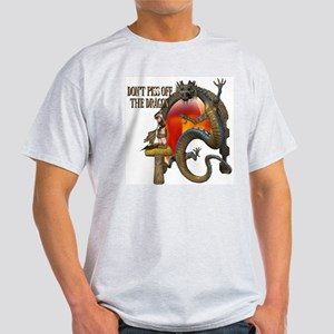 Angry Dragon Light T-Shirt