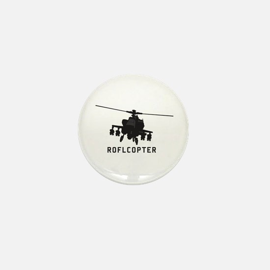 ROFLCOPTER Mini Button