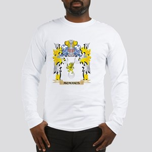 Mcmanus Coat of Arms - Family Long Sleeve T-Shirt