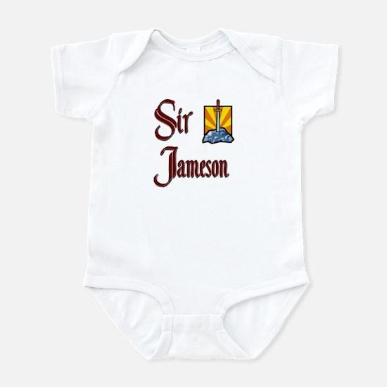 Sir Jameson Infant Bodysuit