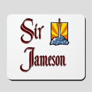 Sir Jameson Mousepad