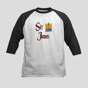 Sir James Kids Baseball Jersey