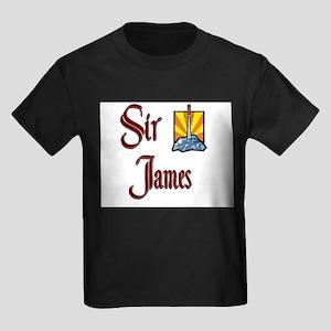 Sir James Kids Dark T-Shirt