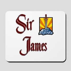 Sir James Mousepad