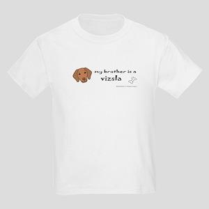 vizsla gifts Kids Light T-Shirt