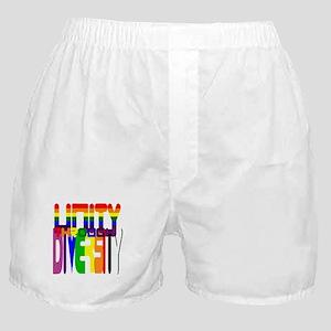 Unity Through Diversity Boxer Shorts