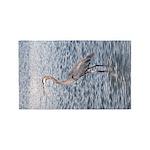 Blue Heron Water Area Rug