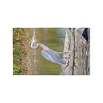 Blue Heron Area Rug