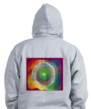 Unity Through Diversity We Are All Diverse Hoodie