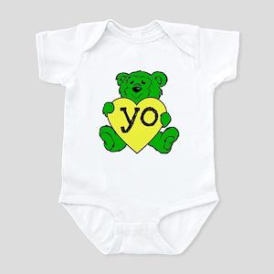Yo Bear Infant Bodysuit