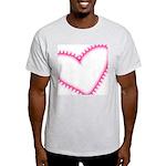Frequency Ash Grey T-Shirt