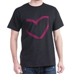 Frequency Black T-Shirt
