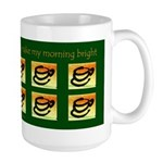 Cup of Sunshine Large Mug