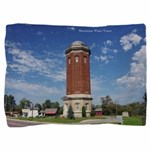 Manistique Water Tower Pillow Sham