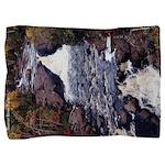 Beaver River Falls Pillow Sham