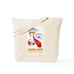 Broadway Limited PRR Tote Bag