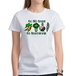 Go All Green 2 Women's T-Shirt