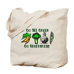 Go All Green 2 Tote Bag
