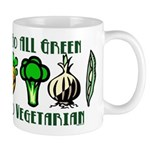 Go All Green 2 Mug