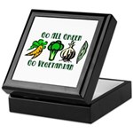 Go All Green 2 Keepsake Box
