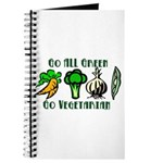 Go All Green 2 Journal