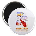Broadway Limited PRR Magnet