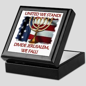 United We Stand! Keepsake Box