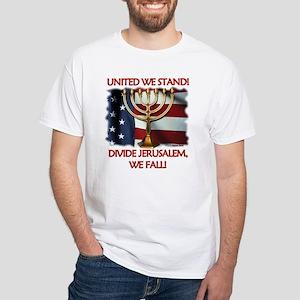 United We Stand! White T-Shirt